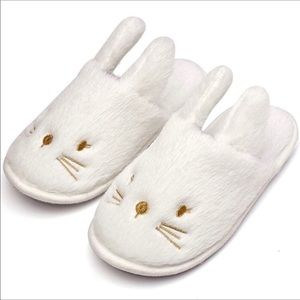 🎀 Bunny house shoes Brand New 🎀